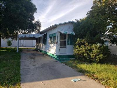 Gulfport Single Family Home For Sale: 5013 17th Avenue S