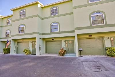Tierra Verde Townhouse For Sale: 737 Pinellas Bayway S #204