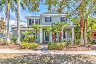 Apollo Beach Single Family Home For Sale: 851 Islebay Drive