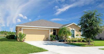 Gibsonton Single Family Home For Sale: 12230 Ledbury Commons Drive