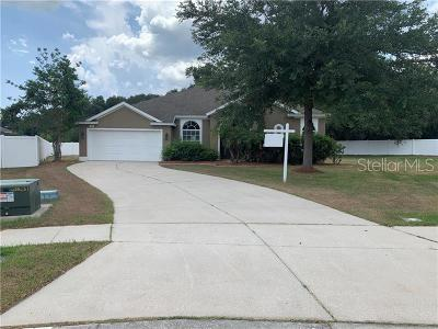 Valrico Single Family Home For Sale: 1604 Acorn Leaf Court