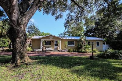 St Petersburg Single Family Home For Sale: 6700 9th Avenue N