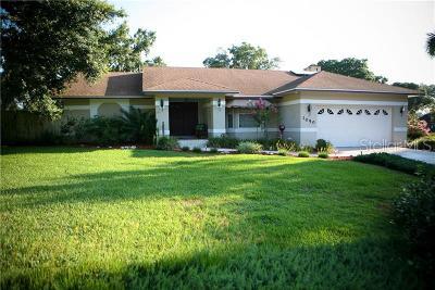 Lakeland Single Family Home For Sale: 1050 Odoniel Drive