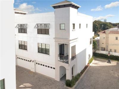 Townhouse For Sale: 224 S Audubon Avenue