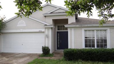 Wesley Chapel Single Family Home For Sale: 5930 War Admiral Drive