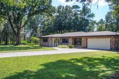 Plant City Single Family Home For Sale: 801 S Wiggins Road