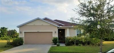 Gibsonton Single Family Home For Sale