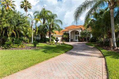 Tampa Single Family Home For Sale: 10523 Cory Lake Drive