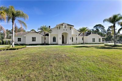 Odessa FL Single Family Home For Sale: $2,150,000