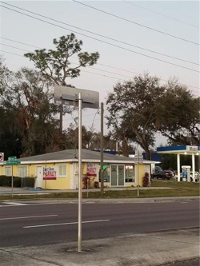 Hillsborough County Commercial For Sale: 10004 E Dr Martin Luther King Jr Boulevard