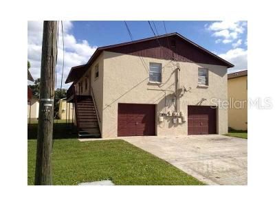 Tampa Multi Family Home For Sale: 6602 And 6604 S Juanita Street