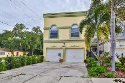 Tampa Townhouse For Sale: 4425 W North A Street