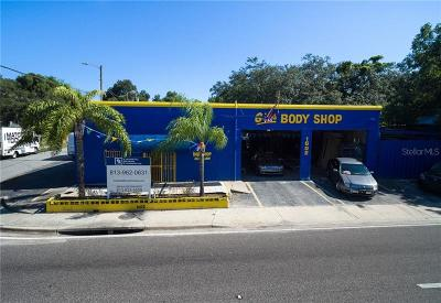 Hillsborough County Commercial For Sale: 1602 E Dr Martin Luther King Jr Boulevard