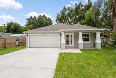 Tampa Single Family Home For Sale: 1104 W Yukon Street