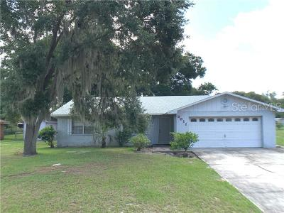 Lakeland Single Family Home For Sale: 5011 Christopher Court