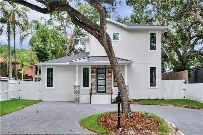 Tampa Single Family Home For Sale: 2607 W Thornton Avenue
