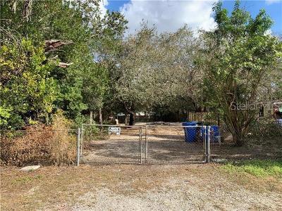 Tampa Residential Lots & Land For Sale: 6407 Oran Street