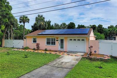 New Port Richey, New Port Richie Single Family Home For Sale: 4835 Isthmus Drive