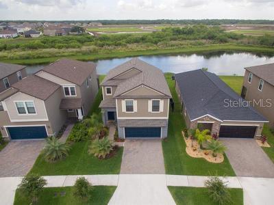Ruskin Single Family Home For Sale: 10031 Sage Creek Drive