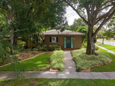Tampa Single Family Home For Sale: 577 Bosphorous Avenue