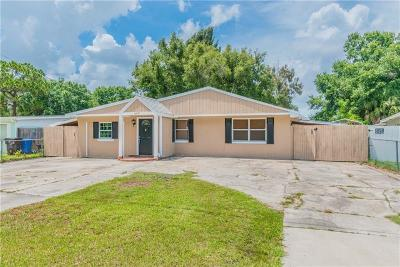 Single Family Home For Sale: 8819 W Broad Street