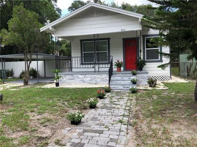 Tampa Single Family Home For Sale: 804 E Baker Street