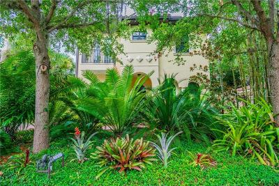 Sarasota Single Family Home For Sale: 1730 Fortuna Street