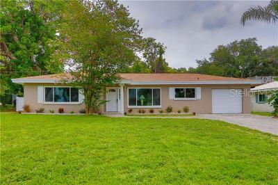 Pinellas County Single Family Home For Sale: 516 N Mayo Street