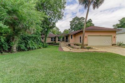 Homosassa Single Family Home For Sale: 11486 W Waterway Drive