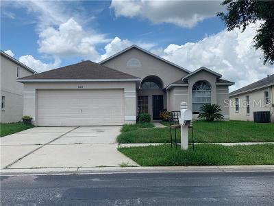 Wesley Chapel Single Family Home For Auction: 30613 Wrencrest Drive