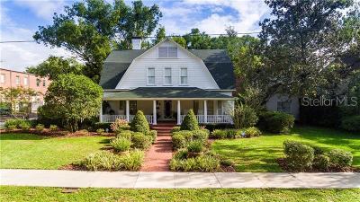 Dade City Single Family Home For Sale: 37541 Church Avenue