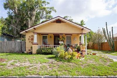 Tampa Single Family Home For Sale: 107 W Idlewild Avenue