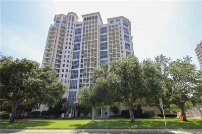 Tampa Condo For Sale: 4201 Bayshore Boulevard #1001