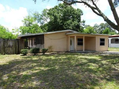 Tampa Single Family Home For Sale: 706 Flame Tree Road