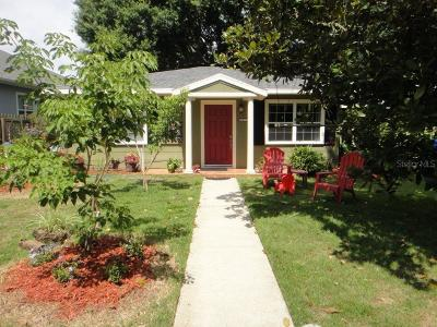 Tampa Single Family Home For Sale: 3611 E Renellie Circle