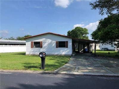 Tampa Mobile/Manufactured For Sale: 9103 Sheldon West Drive