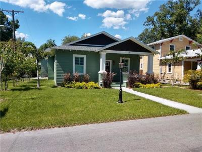 Tampa Single Family Home For Sale: 906 W Coral Street