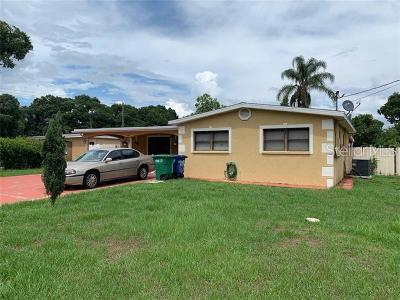 Tampa Single Family Home For Sale: 7403 N Coarsey Drive