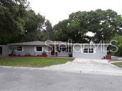 Tampa Single Family Home For Sale: 2104 Hiawatha