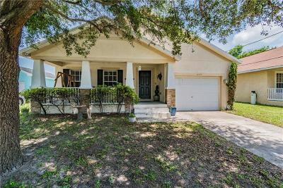 Tampa Single Family Home For Sale: 2707 W Cherry Street