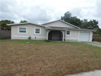 Dunedin Single Family Home For Sale