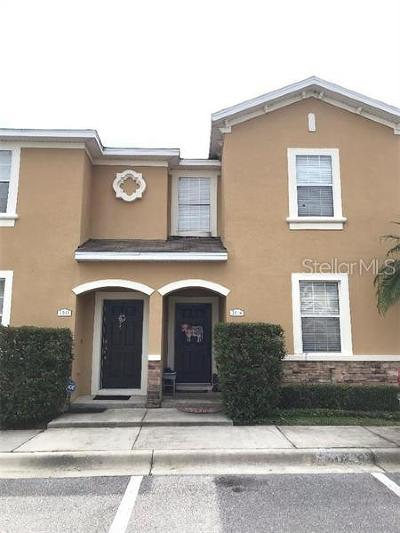 Plant City Townhouse For Sale: 2016 Greenwood Valley Drive