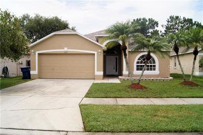 New Port Richey Single Family Home For Sale: 4105 Savage Station Circle
