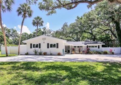 St Petersburg Single Family Home For Sale: 1819 Park Street N