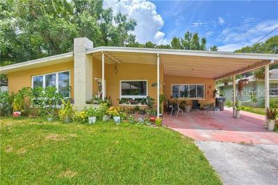 Tampa Single Family Home For Sale: 2810 Silver Lake Avenue