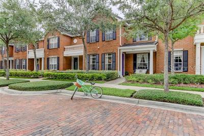 Tampa Townhouse For Sale: 14745 Canopy Drive