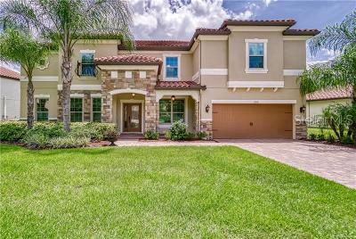 Tampa Single Family Home For Sale: 1818 Bella Casa Court