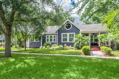Tampa Single Family Home For Sale: 213 W Comanche Avenue