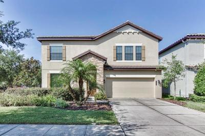 Tampa Single Family Home For Sale: 8209 Dunham Station Drive