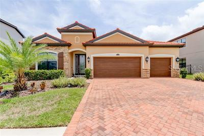 Tampa Single Family Home For Sale: 5148 Lakecastle Drive
